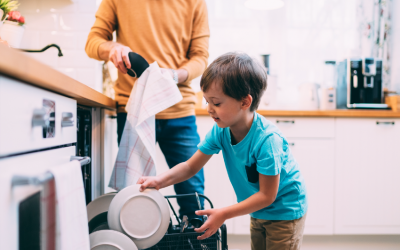Cómo fomentar la corresponsabilidad en nuestros hogares